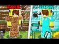 ZENGİN ISMETRG VS FAKİR ISMETRG! 😱 - Minecraft