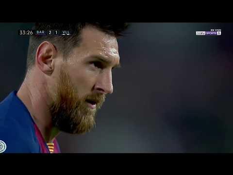 Golazo de Messi ? contra Valladolid