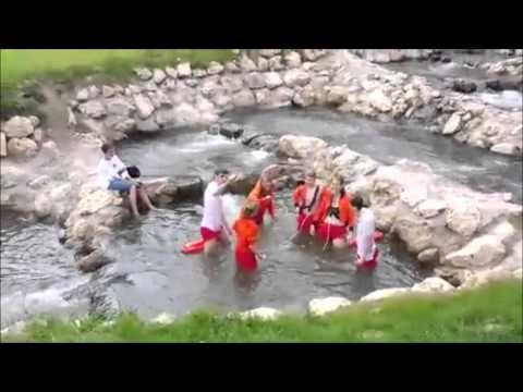 Wasserwacht Diedorf Cold Water Challenge 2014