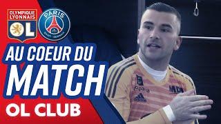 [INSIDE] OL / PSG – Coulisses du choc (2-1) | Ligue 1 2019 | Olympique Lyonnais