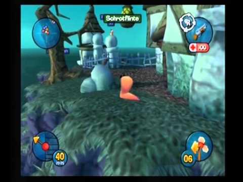 Worms 3D Speedrun - When Annelids Collide
