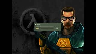Playing on HALF LIFE servers in 2019