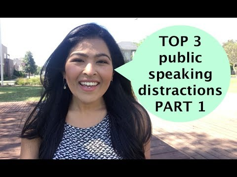 Top 3 public speaking distractions caused by technology | presentations 101 | Melbourne, Australia