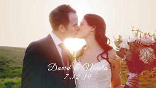 South African Wedding Film | KwaZulu-Natal Midlands | David & Nicola