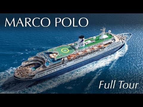 Cruise & Maritime Voyages - Marco Polo Full Tour