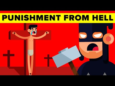 Crucifixion - Worst Punishments in the History of Mankind
