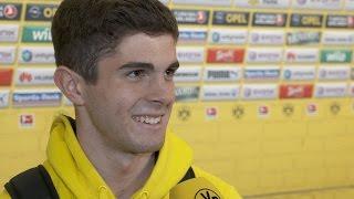 Christian Pulisic: Ich kann das nicht erklären | BVB - FC Ingolstadt 2:0