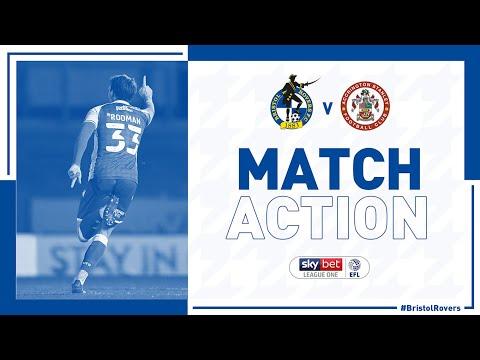 Bristol Rovers Accrington Goals And Highlights