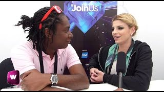 Eurovision 2014 Interview: Emma Marrone from Italy