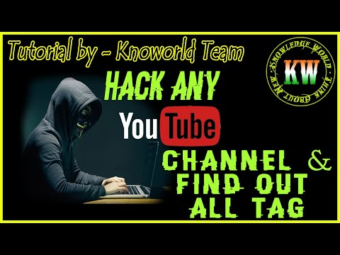 How to find youtube tag || upload by Knoworld Team