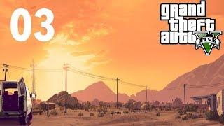 Grand Theft Auto 5 | Part 3 | Tracey De Santa (Let's play / Walkthrough)