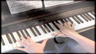 No More Tears (Enough Is Enough)  --  Donna Summer - Piano
