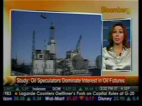 Survey Says - Speculators Dominate Interest in Oil Futures - Bloomberg