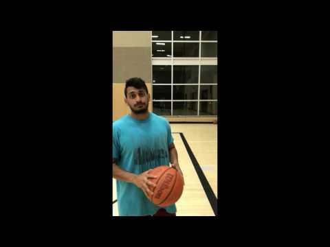 How To Shoot A Basketball -Raj Shah