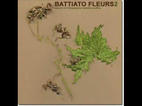Franco Battiato - La musica muore - Fleurs 2 2008