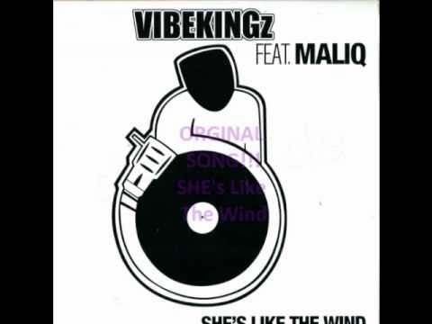 VIBEKINGz  feat.  MALIQ - She's Like The Wind (Orginal Radio Version)