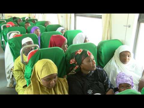 Channels Television Report: Travel Rush In Nigeria