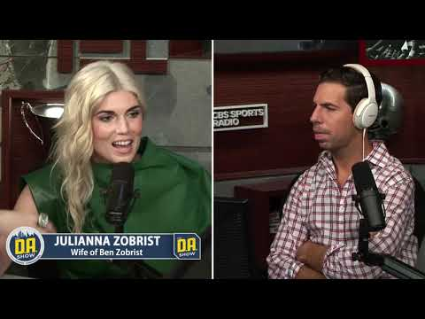 "Julianna Zobrist, author, ""Pull it Off""  