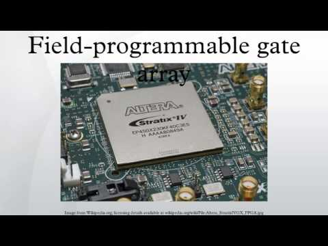 Field-programmable gate array