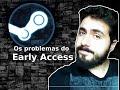 """Problemas com o Steam Early Access e o caso """"The Stomping Land"""""""