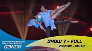 Anh Cứ Đi Đi - Kim Phụng & Đình Lộc // Contempt - Show 7 - Thử Thách Cùng Bước Nhảy 2016