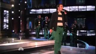 6th Performance - Vocal Point - Elvis Presley Medley - Sing Off - Series 3