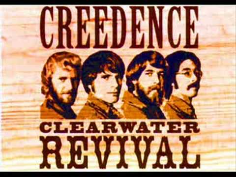 Creedence Clearwater Revival  Bad Moon Rising+Lyrics