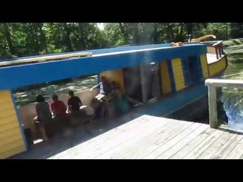Piqua Ohio's Historical Johnston Farm & Indian Agency (General Harrison Canal Boat Tour)