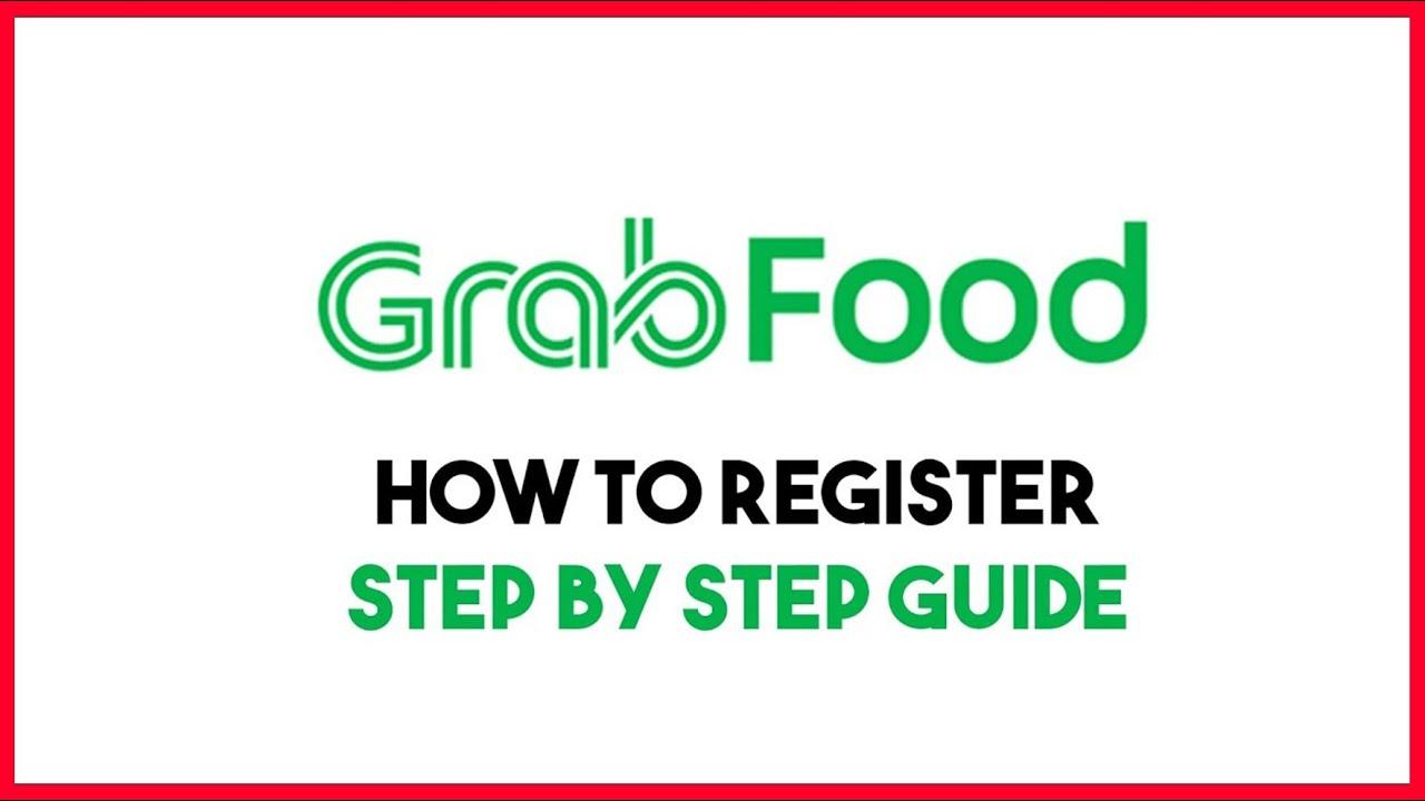 How To Register Grabfood April 2019 | PMD | Motorbike | Bicycle | Walker