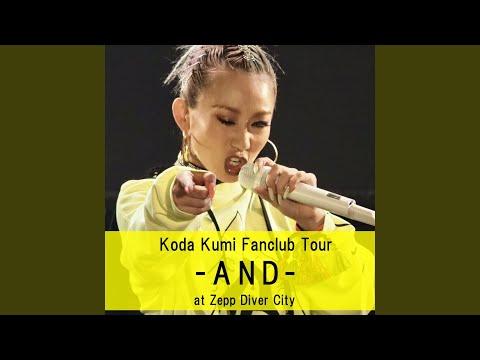 Selfish (Koda Kumi Fanclub Tour - AND -)