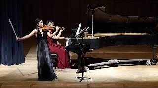 C. Franck Sonata in A major for Violin and Piano