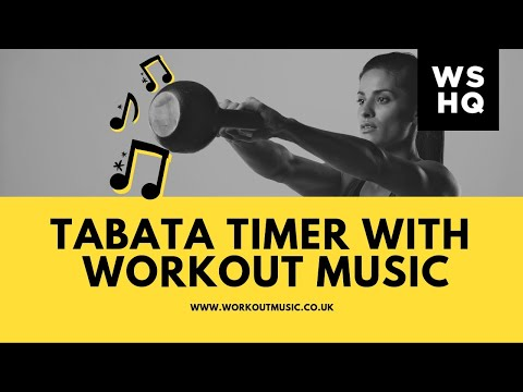 Free Online Tabata Timer With Workout Music And Countdown Clock