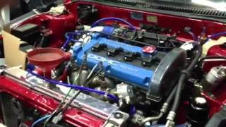 Proton Wira Evolution III - 4g67 + 4g63 - final tune in pro