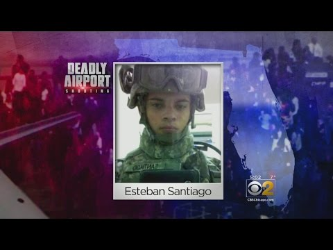 The Fort Lauderdale Airport Suspect: Who Is He?