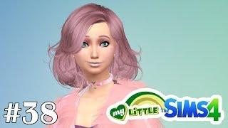 Делаем Флаффи Пафф - My Little Sims (Вампиры) - #38