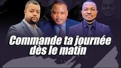 COMMANDE TA JOURNÉE DÈS LE MATIN - PROPH JOEL LUTUKA & PROPH BLAISE MANZAMBI, AP WILLIAMS KINDE