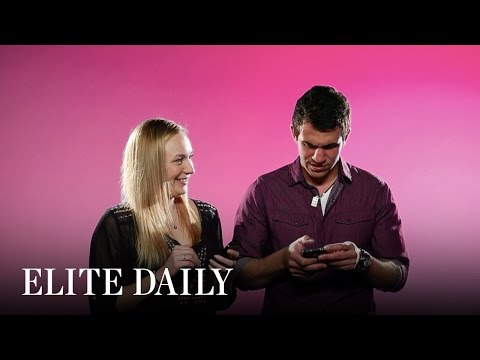 Couples Swap Phones And Go Through Each Other's History [LABS]