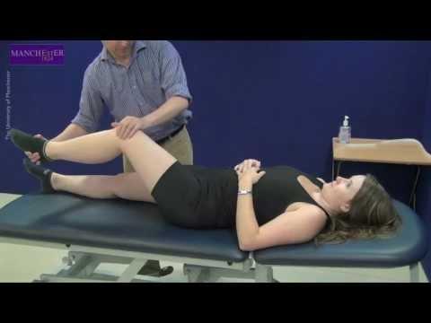 Hip examination for OSCE revision