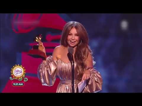 Luis Miguel gana un Latin Grammy pero él ¡no llegó! | Sale el Sol