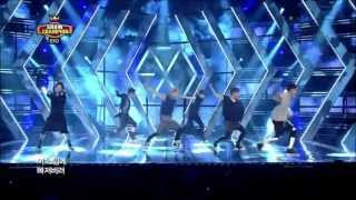 Repeat youtube video 【HD 1080p】130612 EXO - Interview + Wolf @ Show Champion