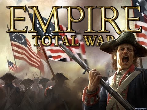 Empire Total War - Road to Independence - Episode 2 - French and Indian War Part 1