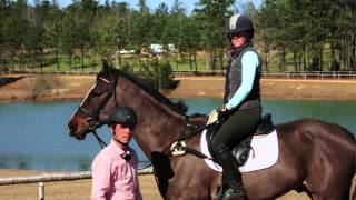 Galloping: How to attain a perfect position while galloping