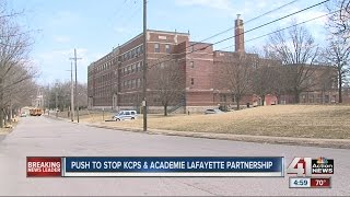 Kcps And Academie Lafayette No Longer Partners In New High School Plan