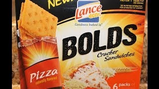 Lance Bolds: Pizza Food Review