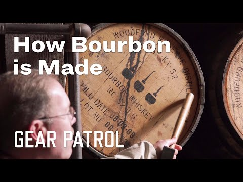 How Bourbon is Made