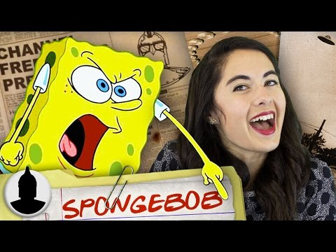 Are Spongebob & His Friends Based On The 7 Deadly Sins? - Cartoon Conspiracy (Ep. 93) @ChannelFred