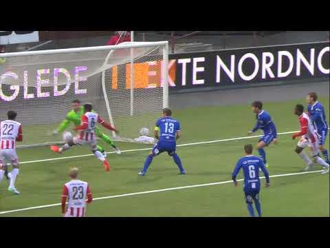 Høydepunkter: Tromsø - Sarpsborg 08, Eliteserien, 17. september 2017
