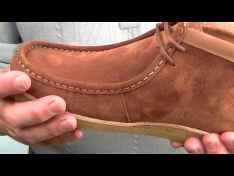 Modshoes Hush Puppies The Davenport Suede Boot Review