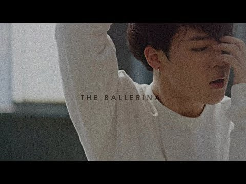 park jimin - the ballerina