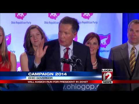 Will Kasich run for President in 2016?